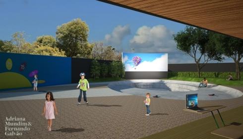 Construtora inaugura espaço multicultural e com acesso gratuito em Goiânia
