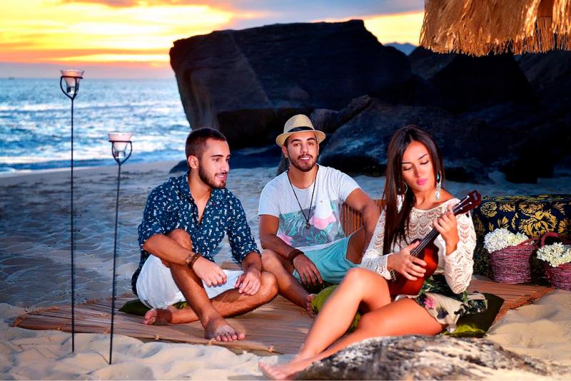 Melim e Vitor Kley são as primeiras atrações do Deu Praia em julho