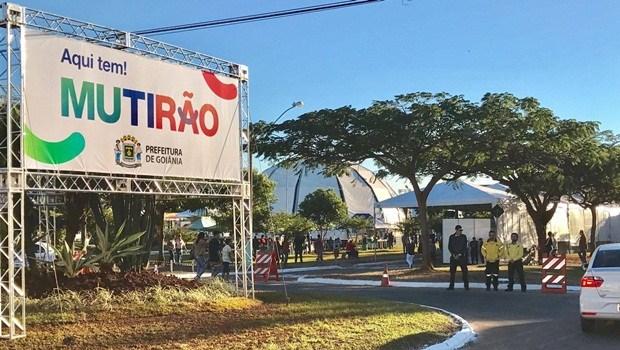 Acontece neste final de semana o 22° Mutirão da Prefeitura de Goiânia