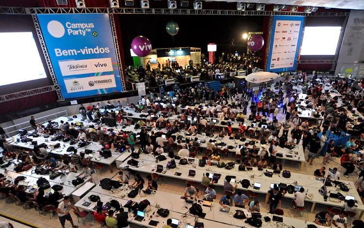 Passeio das Águas será o 1º Shopping no mundo a receber uma edição completa da Campus Party