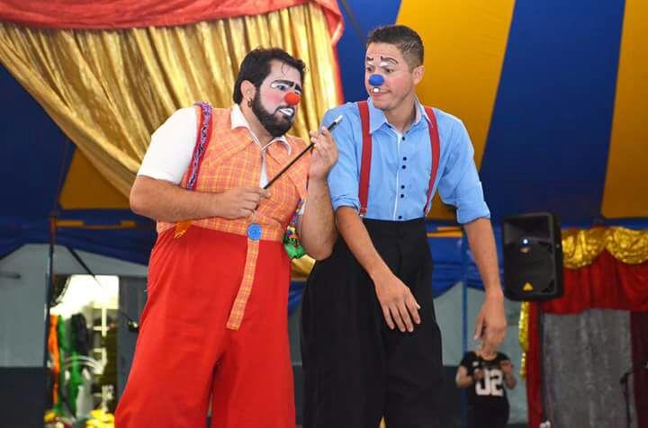 Projeto 'Domingo no Circo' inicia programação de férias