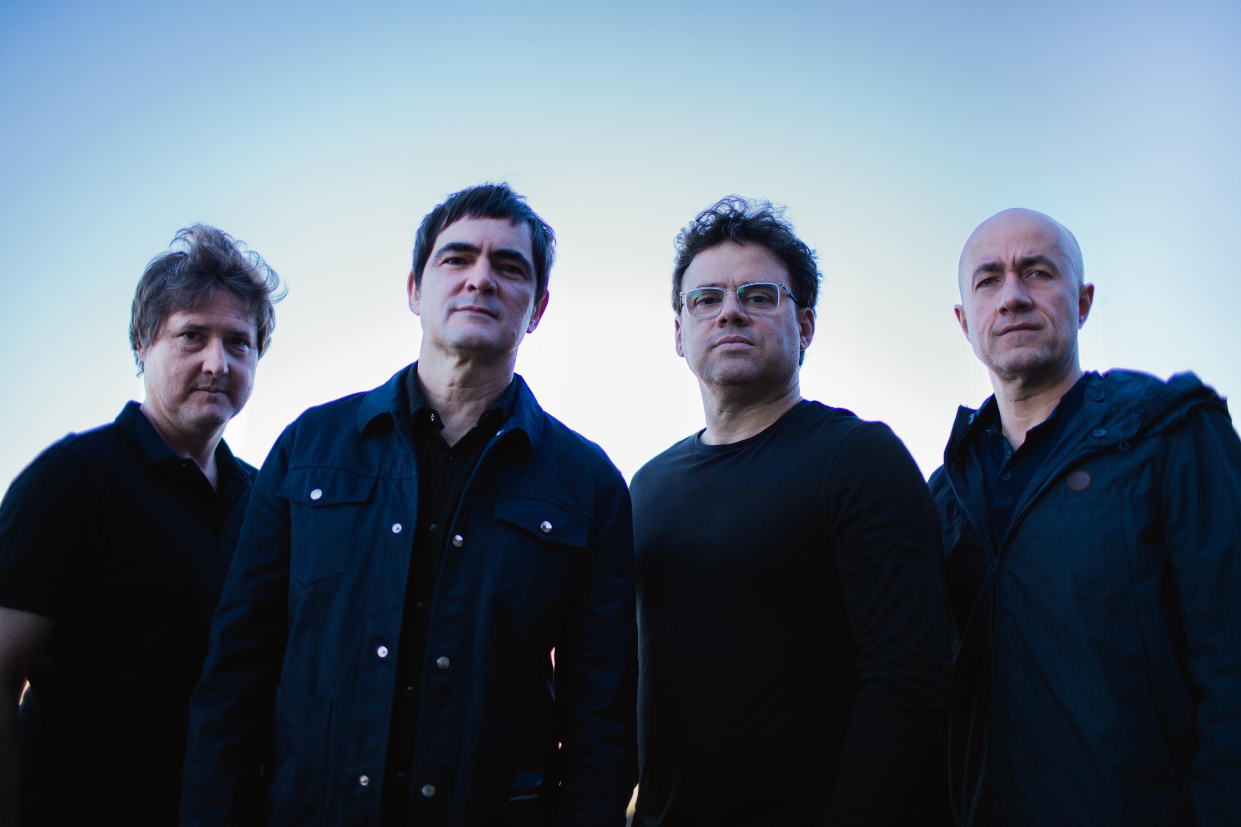 Skank se apresenta em Goiânia com turnê 'Os Três Primeiros'
