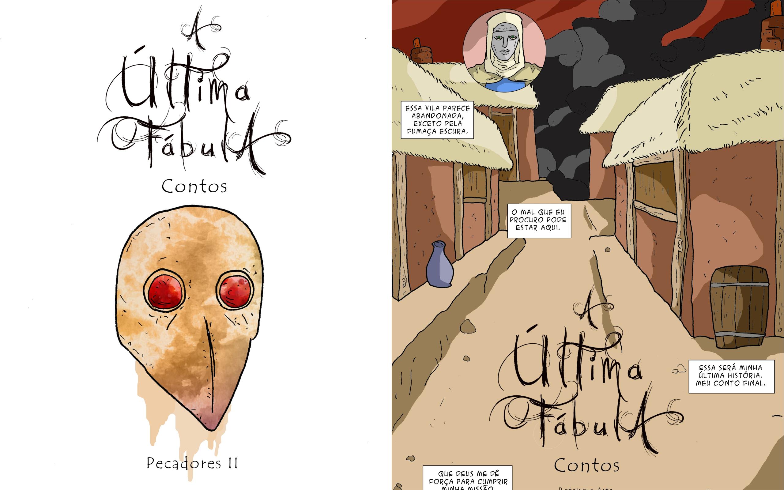 Jornalista goiano lança história em quadrinhos