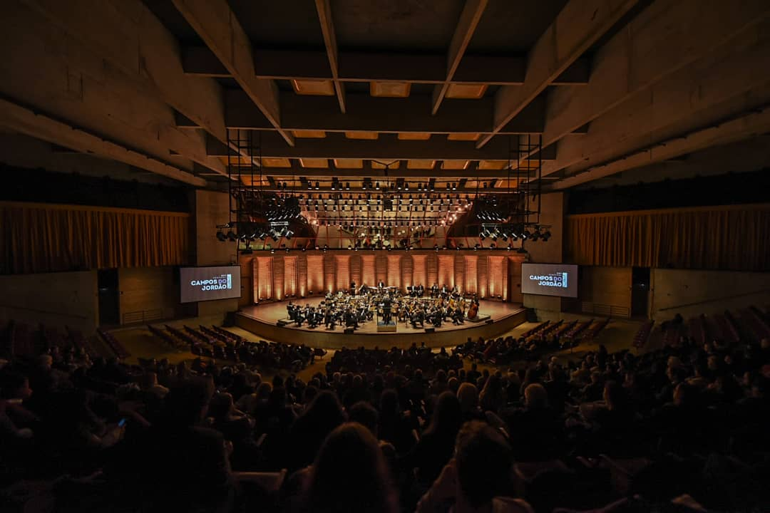 Filarmônica de Goiás é destaque no Festival de Inverno de Campos do Jordão