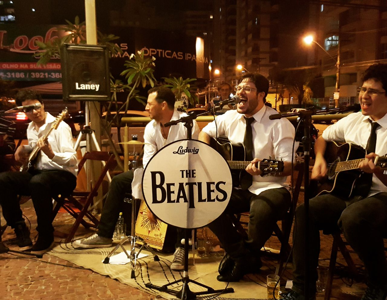Dia de Beatles, bebê!