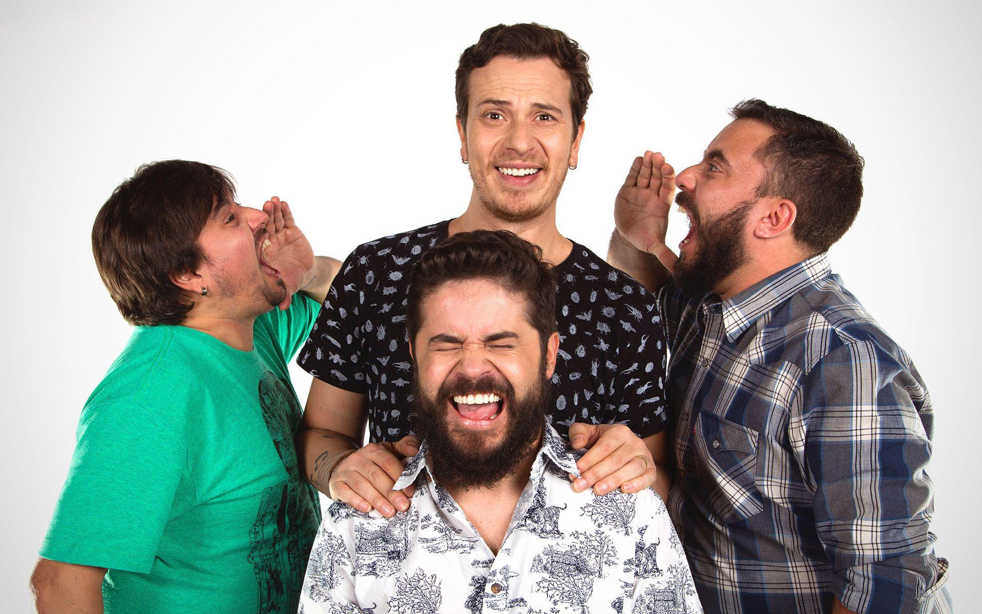 Banda Pedra Letícia se apresenta em Goiânia