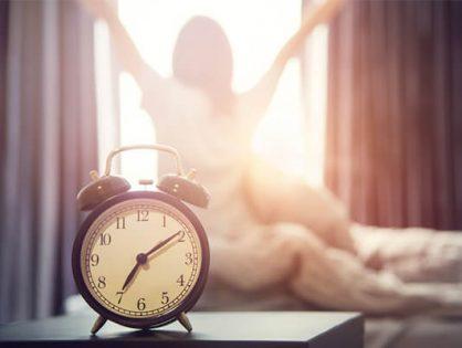 Idosos como eu não precisam de alarme para acordar