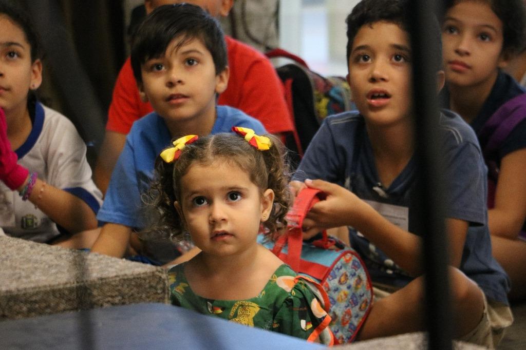 Biblioteca Infantil do CCON tem programação especial para férias