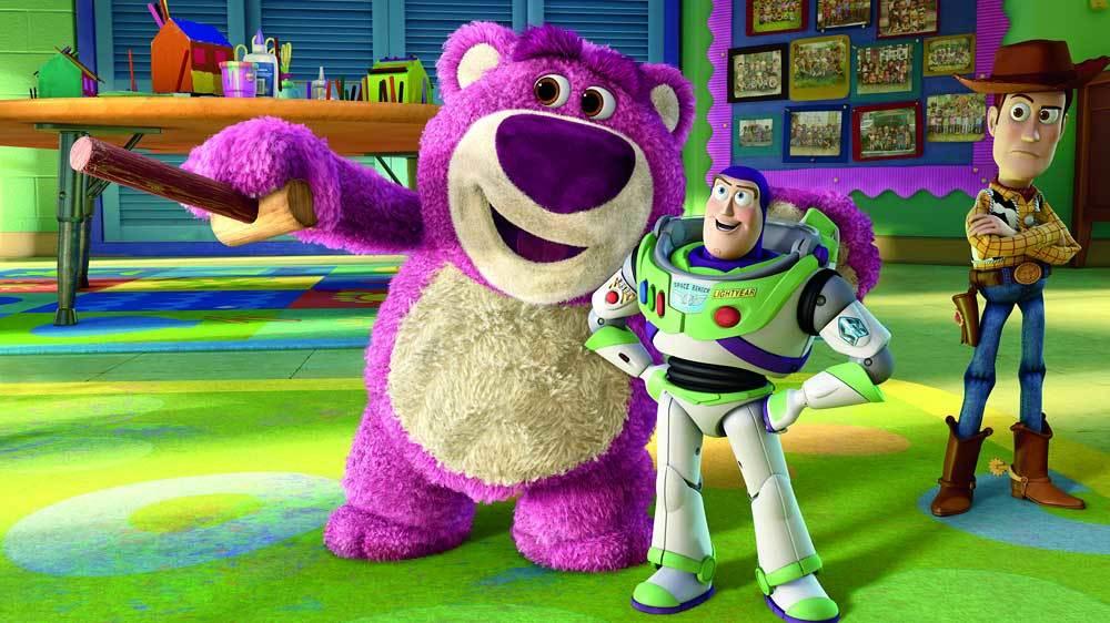Com entrada franca, Cinema no Garden exibe 'Toy Story 3'