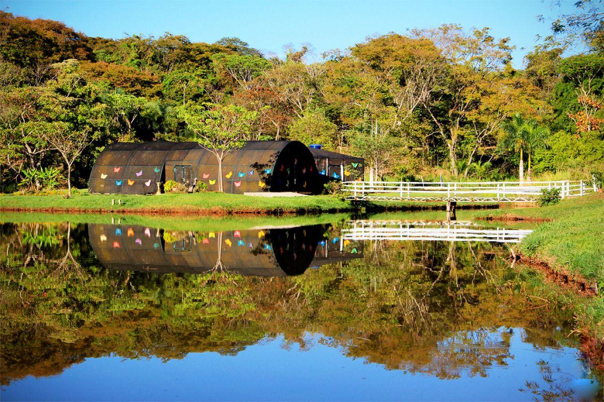 Jardim Botânico de Goiânia é revitalizado e entregue à população