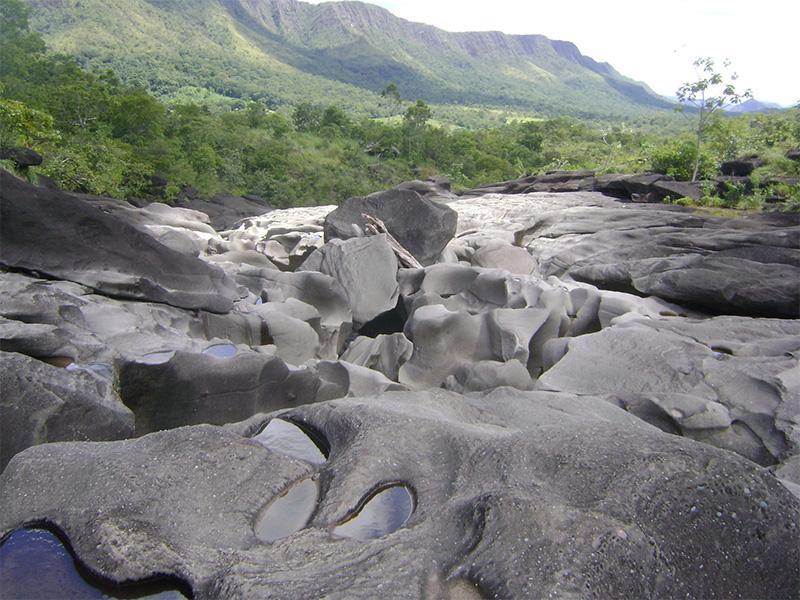 Vale da Lua - São Jorge - Alto Paraíso - Goiás