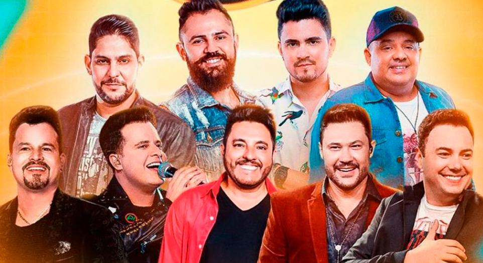 Festival 360 reúne grandes nomes da música sertaneja