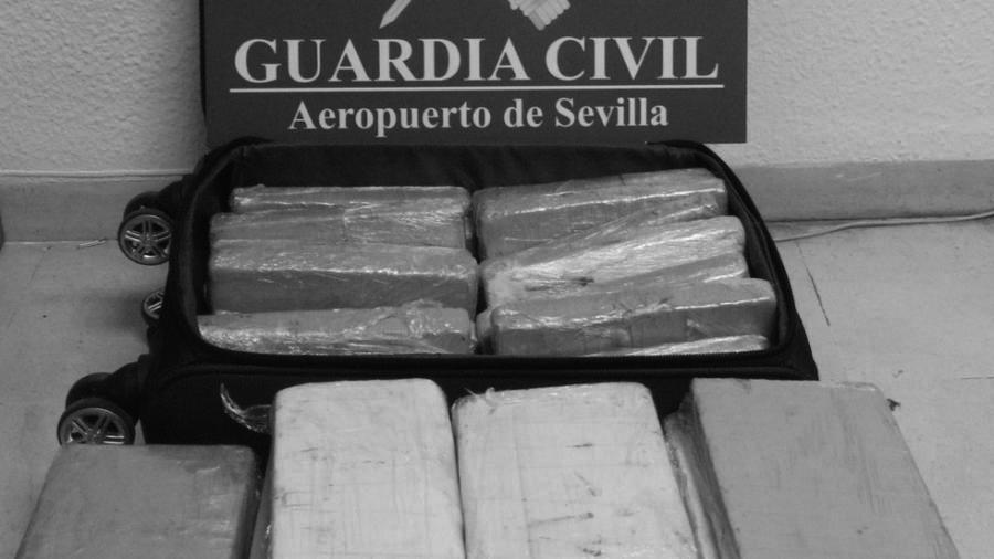 E até hoje não descobriram o dono da cocaína que viajou com a comitiva presidencial